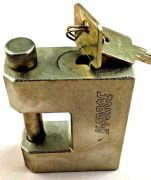 K-Force KF84 Container Padlock